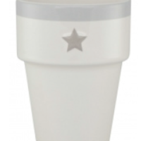 Mug Milk White Star