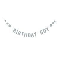Birthday Boy Garland
