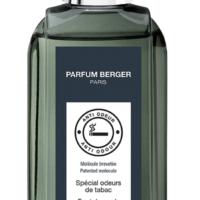 Parfume Berger - Huonetuoksu täyttöpullo, For tobacco's odors