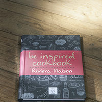 BE INSPIRED COOKBOOK ENG