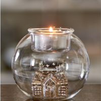 RM House Tealight Holder S