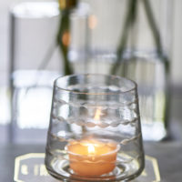 Clearwater Summer Votive clear