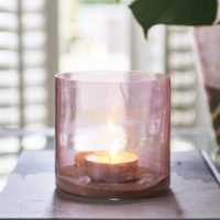 Mallorca Luster Vase pink