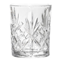 Drinking Glass, Clear, Glass