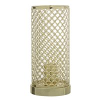 Table lamp, Gold, Metal