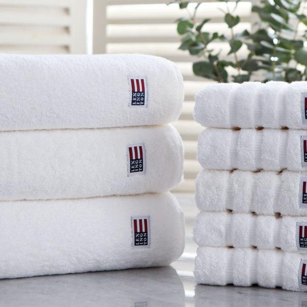 Original Bath Towel White, 70 x 130 cm