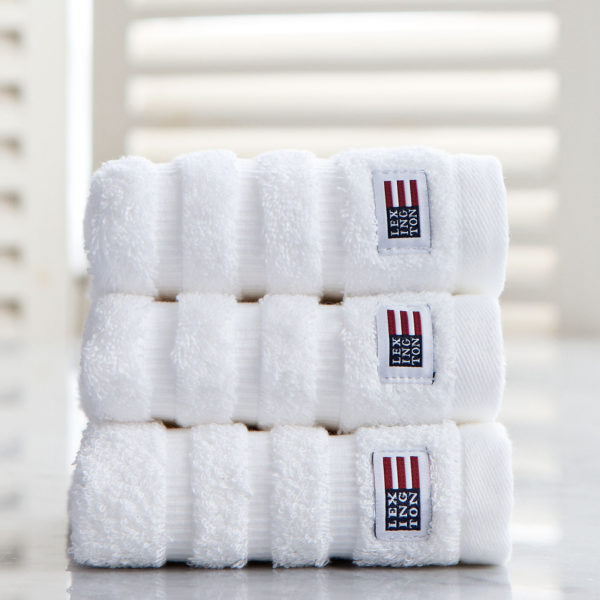 Original hand towel white, 30 x 50 cm