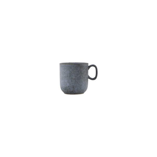 Mug, Grey Stone, dia: 9 cm, height: 9,5 cm