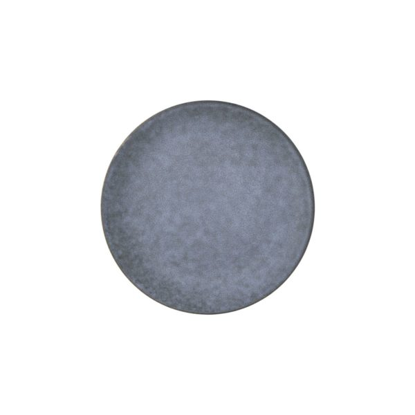 Plate, Grey Stone, dia:25,4
