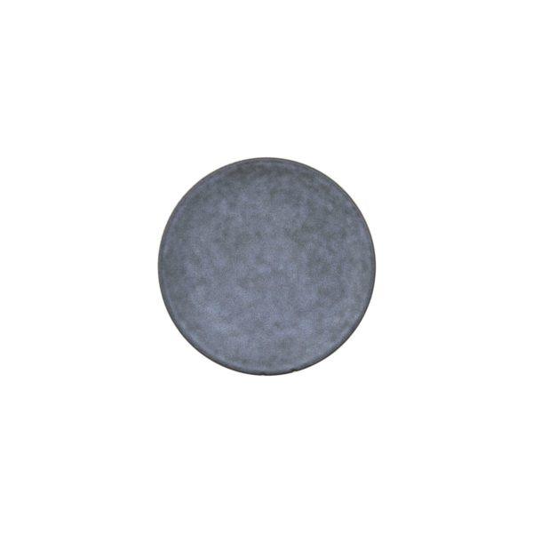 Plate, Grey Stone, dia: 20,5