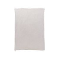 Tea towel, By, Light grey