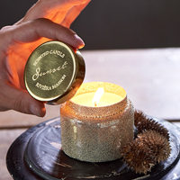 Sparkle Scented Candle Sunset