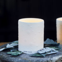 Snowbound Votive