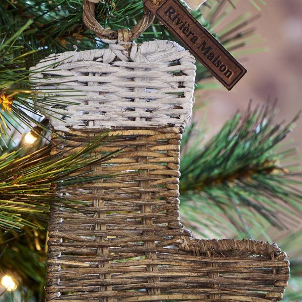 RR Christmas Hanger Stocking