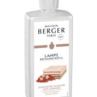 Maison Berger, Ilmanpuhdistajan täyttöpullo, Soft cashmere, 500ml