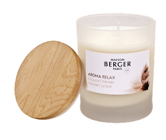 Maison Berger - Aroma Relax tuoksukynttilä