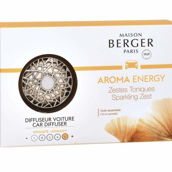 Maison Berger - Aroma Energy autotuoksu