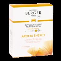 Maison Berger - Aroma Energy autotuoksun täyttöpakkaus