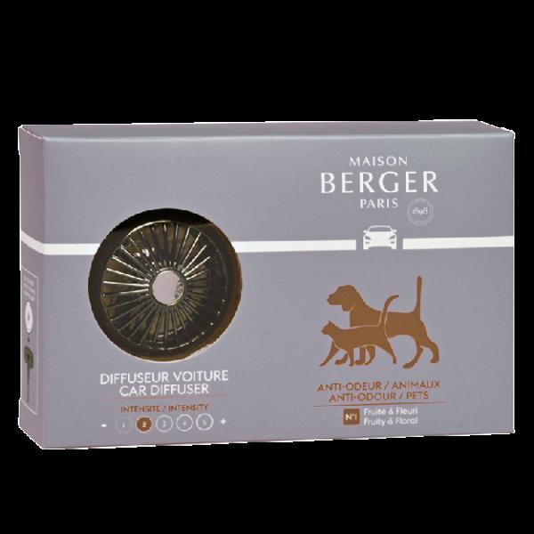Maison Berger - Anti-odour pets autotuoksu