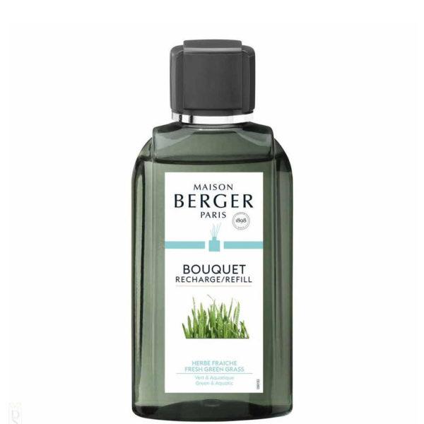 Maison Berger Täyttöpullo, Fresh Green Grass 200ml