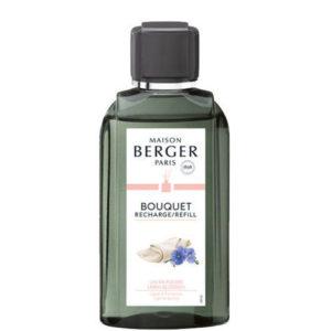 Maison Berger Täyttöpullo, Linen Blossom 200ml