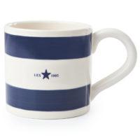 Lexington Earthenware Mug Blue