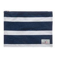 Lexington Two Mile Bag Blue/White Stripe