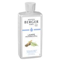Maison Berger Täyttöpullo, Pure White Tea 500ml