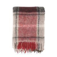 Lexington Holiday Mohair Throw 130x170cm