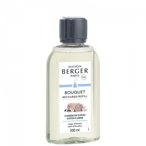 Maison Berger Täyttöpullo, Cotton Caress 200ml